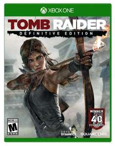 Tomb raider definitive edition xbox one key