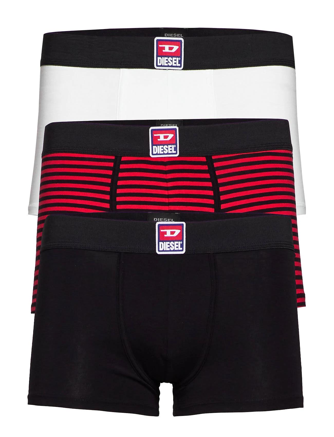 Diesel boxershorts (3-pack) maat XL voor €11,53 @ amazon.nl