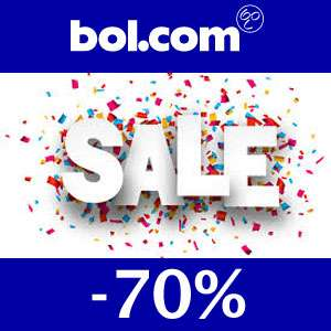 Kinderkleding 70% korting: 550+ items @ Bol.com