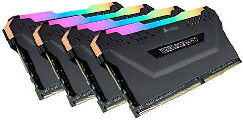 Corsair Vengeance RGB PRO DDR4 4 x 16 GB (64 GB) CMW64GX4M4Z2933C16