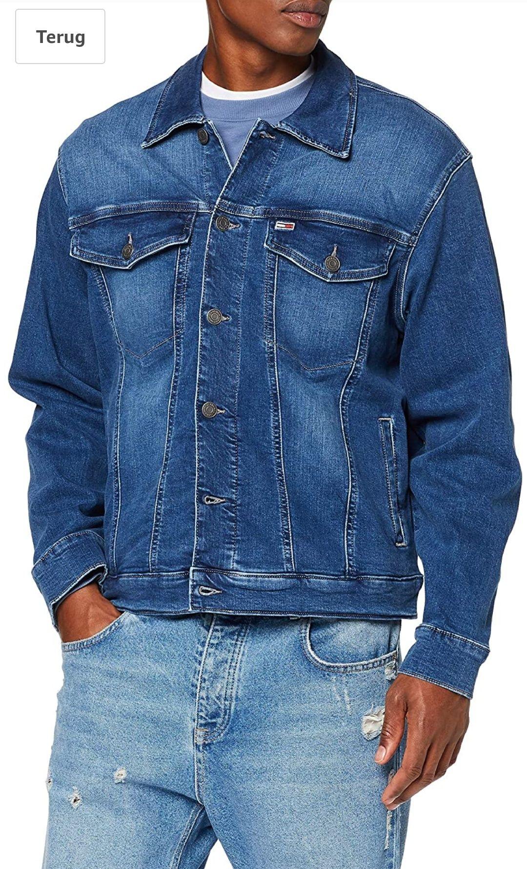 Tommy Jeans Heren Spijkerjas(shirt)
