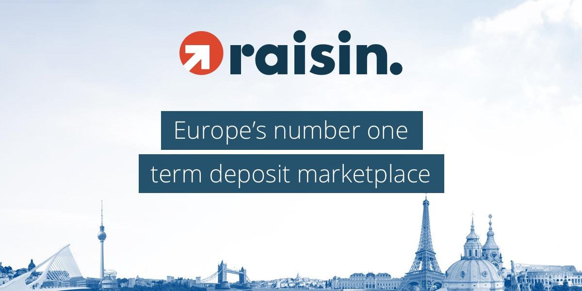 1% spaarrente + 20 tot 200 euro bonus @Raisin