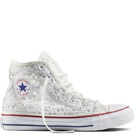 Converse All Stars Crochet kids @ Van Dalen
