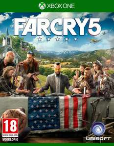 Far Cry 5 Xbox One (disc) @ Microsoft UK