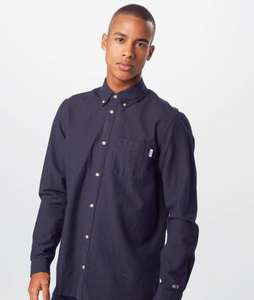 Tommy Jeans two tone oxford shirt