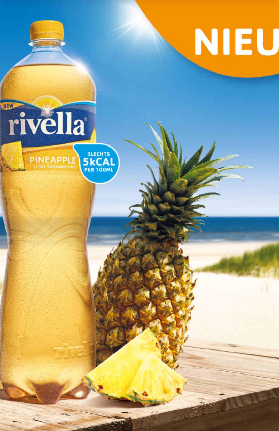 Cashback Rivella Pineapple