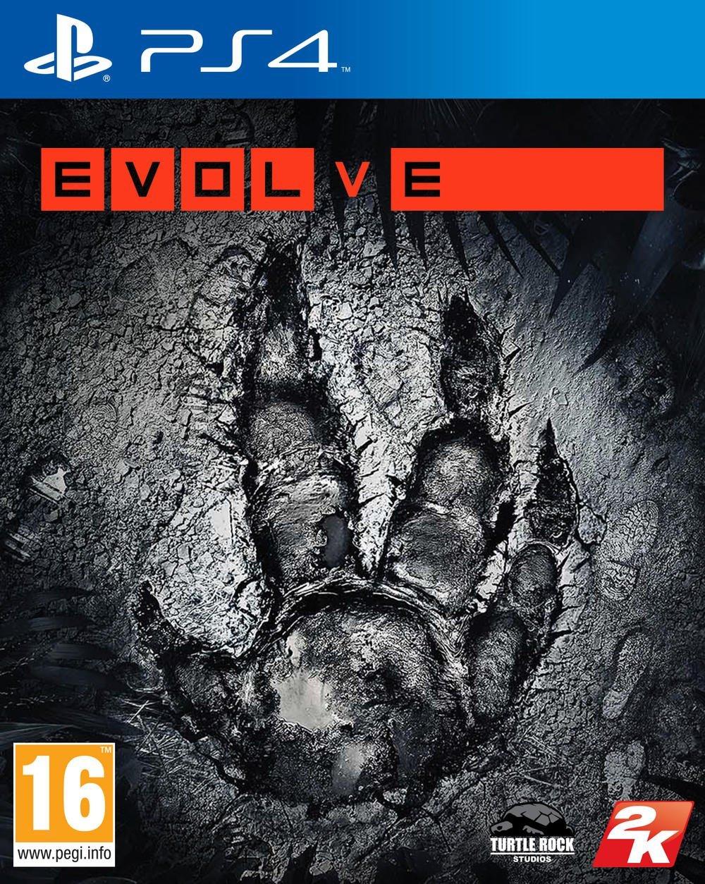 Evolve (PS4) voor €10,90 @ Amazon.fr