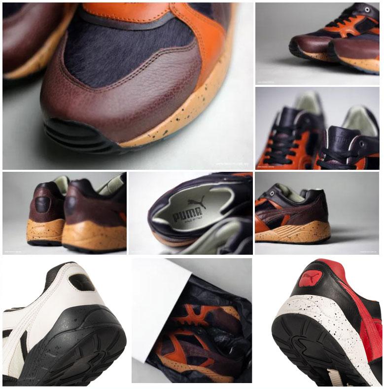 PUMA Trinomic XS500 sneakers [van €250] @ Sport-Korting