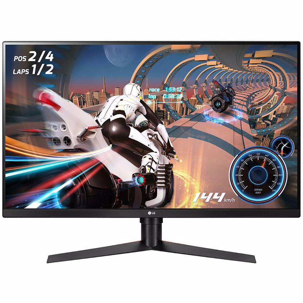 LG UltraGear 32GK650F (2560x1440 (Quad HD), 144Hz, VA, 1ms) beeldscherm