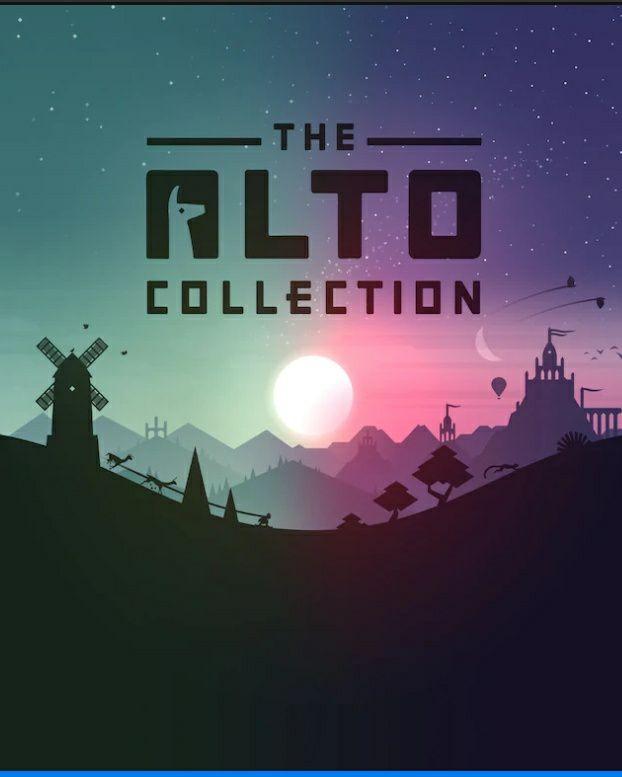 [gratis] The Alto collection @Epic Game Store
