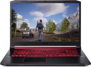 "Acer Nitro 5, Gaming Laptop van 17.3"" Full-HD IPS 144Hz"
