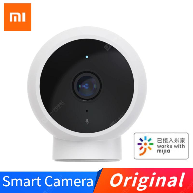 Xiaomi Mijia 170° Wide Angle 1080P Smart Camera voor maar €17,10 @Gearbest