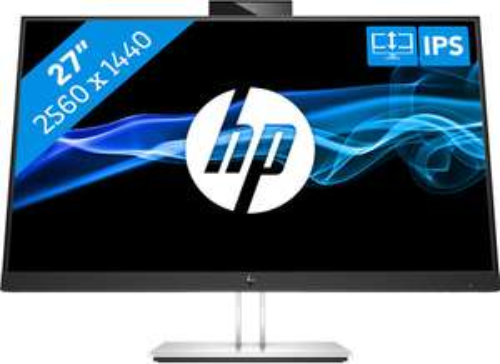 "HP E27d G4 Advanced Docking Monitor 27"" IPS monitor @ Megekko"