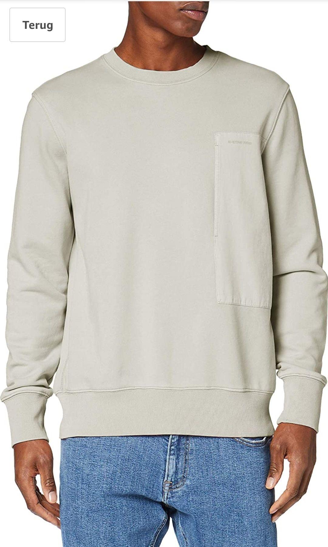 G-Star Raw Pocket Sweater @ amazon.nl
