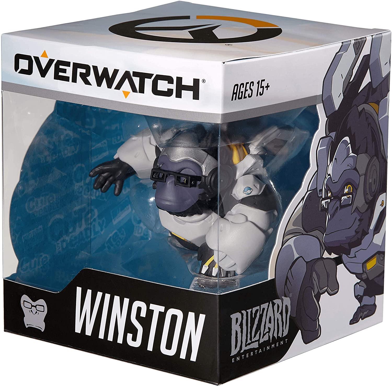 Winston (en Orisa) Medium statue Blizzard