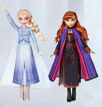 Frozen 2 poppen vanaf €9,24