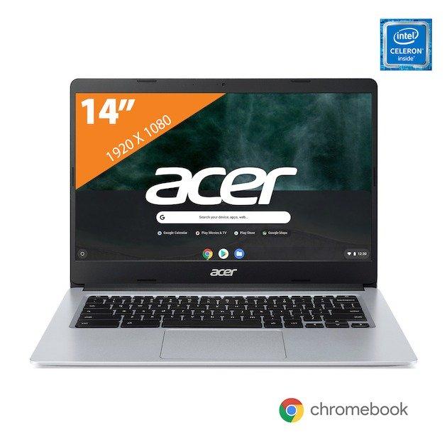 "Acer Chromebook 14"" / 4GB / 64GB / Intel Celeron 1,1 - 2,8 GHz @ Expert"