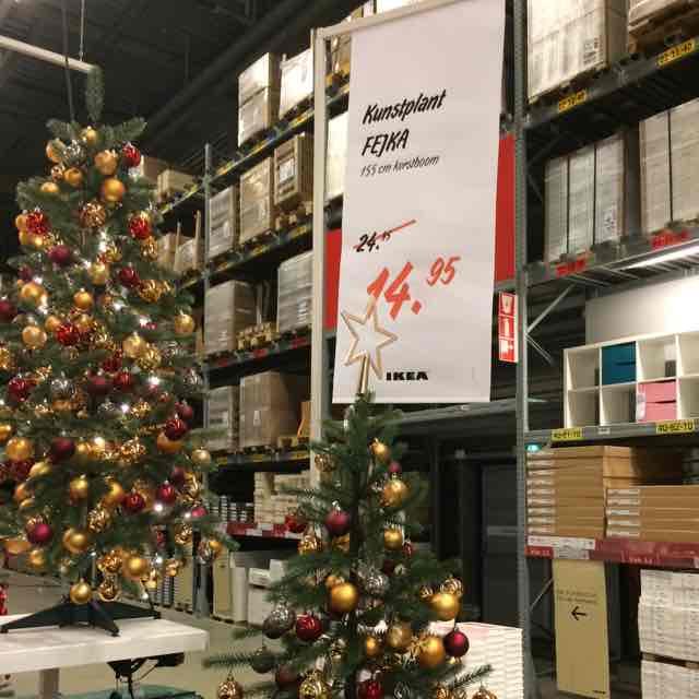 Kerst aanbiedingen  IKEA (Breda)