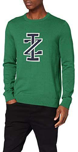 Izod Logo CREW NECK Sweatshirt