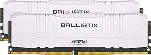 Crucial Ballistix RAM 16GB (DDR4, 3.200MT/s, 2 x 8GB, CL16)