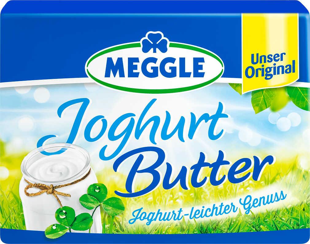 [Grensdeal DE] Meggle Echte Boter of Yoghurt Boter 250 gram @ Kaufland