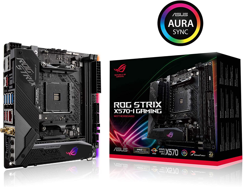 Asus ROG Strix X570-I Gaming @ amazon.nl