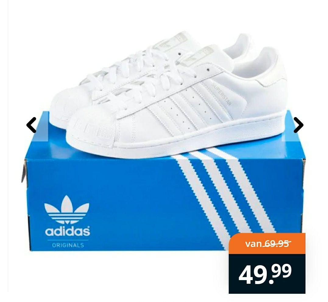 Adidas Superstar @ Trekpleister