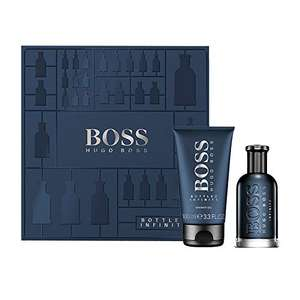 Hugo Boss Bottled Infinite Giftset (50ml EdP + 100ml Showergel) @ Amazon.es