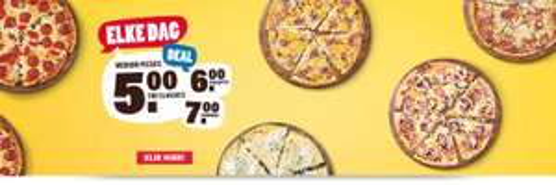 Elke Dag Deal --> Classics €5 / Favourites €6 of €7 / Premiums €7 of €8