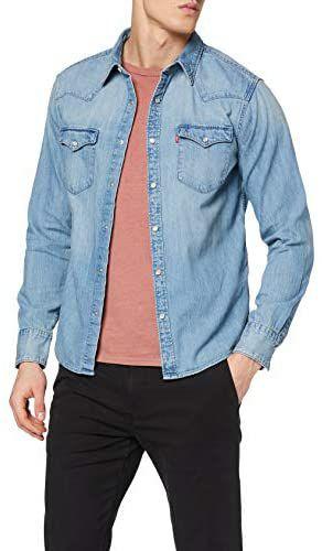 Levi's Barstow Western Overhemd (was €79,95)