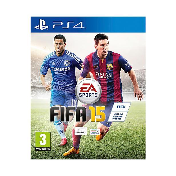 FIFA 15 (Xbox One/PS4) (pre-order) voor €49,45 @ Wehkamp