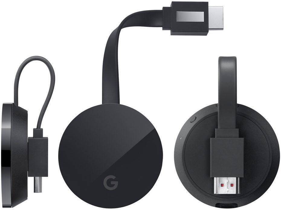 [Grensdeal DE] Google Chromecast Ultra @Mediamarkt/Saturn DE