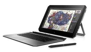 "HP ZBook x2 (14"", 4K detachable scherm, i7-8550U, 16GB ram, 512GB NVMe, Nvidia Quadro M620)"
