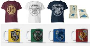 Harry Potter / Fantastic Beasts bundel (shirt, mok en 4 onderzetters)