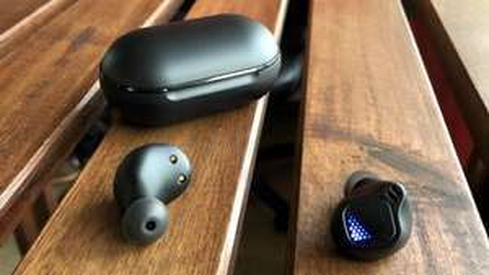 20Decebel TWS active noise cancelling inears