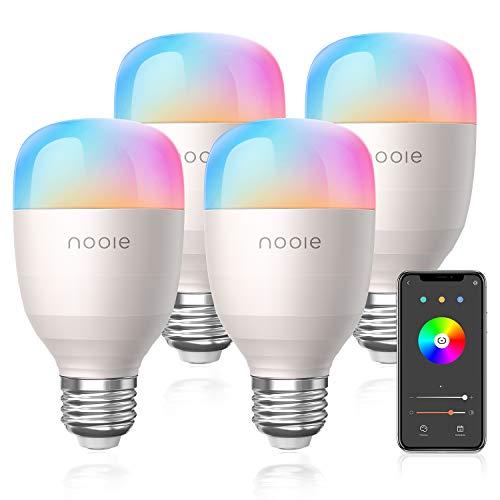 Nooie WiFi-lamp 4 slimme ledlampen