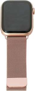 Milanese Apple Watch Band Ritzy 44/42 mm Roze