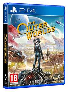 The Outer Worlds (PS4 AT-PEGI) @ Amazon.de