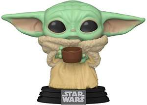 "Amazon Frankrijk FUNKO POP! STAR WARS: Mandalorian - The Child (""Baby Yoda"")"