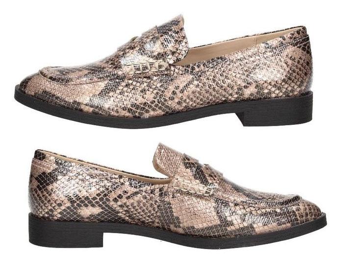 Visions dames loafers [waren €49,99] @ Schuurman Schoenen