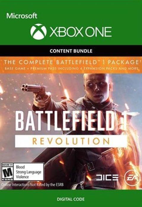 Battlefield 1 + battlefield 1943 xbox one voor een topprijs