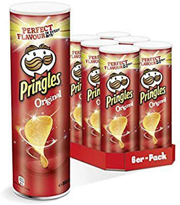 Pringles original 1.2 Kilo voor maar €8,04!!