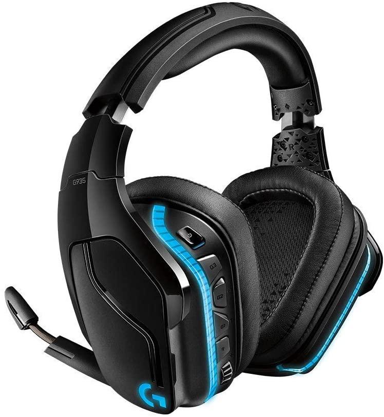 Logitech G935 gaming headset voor €100,84 bij Amazon