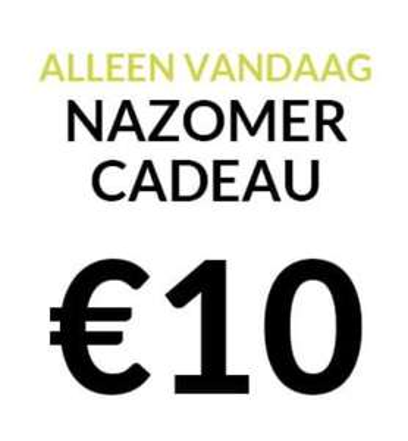 Sale / outlet tot -80% + €10 extra (va €75) @ Bonaparte