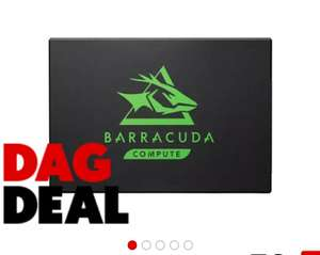 Seagate Barracuda 120 500GB SSD(TLC)