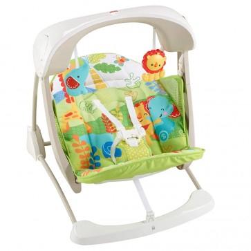 Fisher-Price Rainforest Friends Babyschommel @ Dagknaller