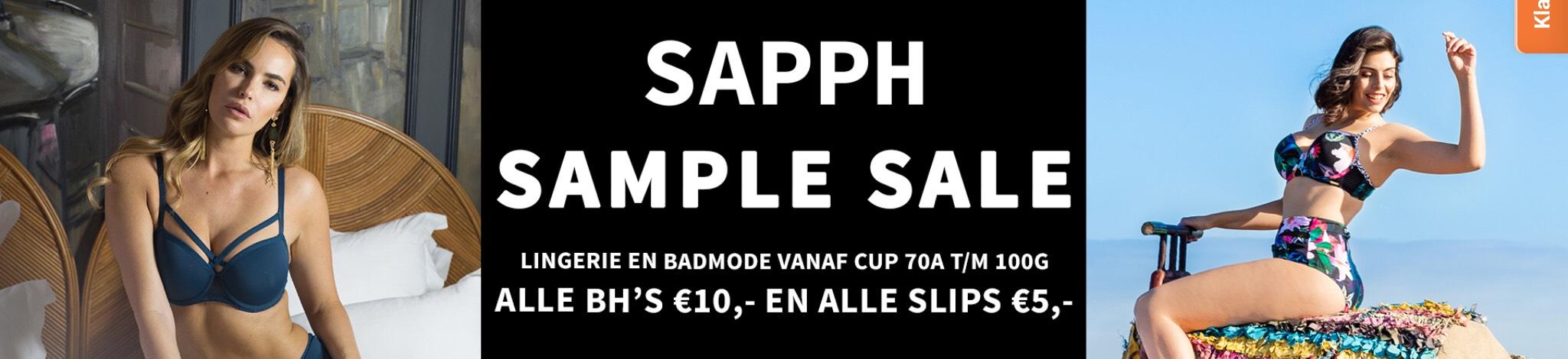 Sapph Sample Sale