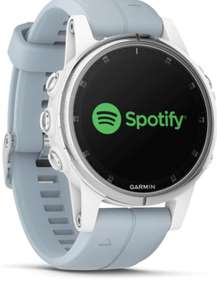 Garmin Fenix 5s Plus blauw (42mm)