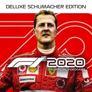 F1 2020 - Deluxe Schumacher Edition - PS4 - Digitaal
