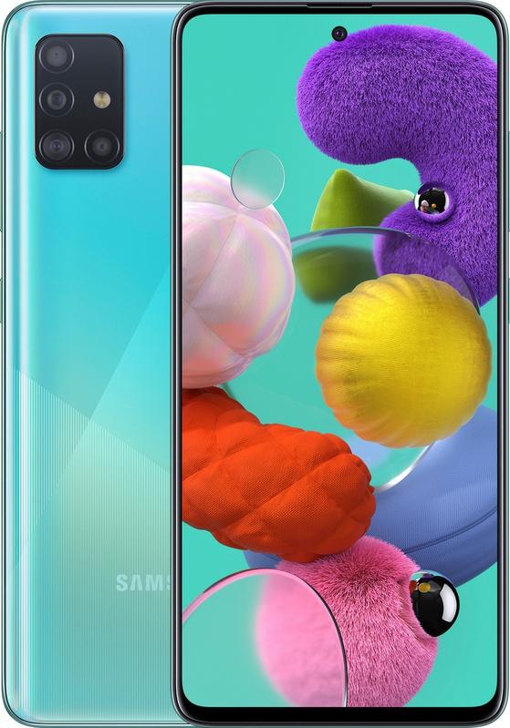 Samsung Galaxy A51 Smartphone @ Samsung ING Store
